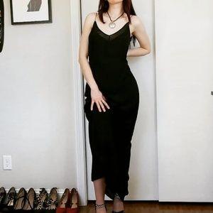 Alexander Wang maxi dress